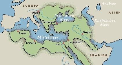 Osmanisches Reich 1680