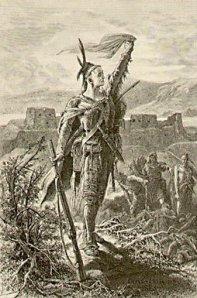 James Fenimore Cooper, Der Letzte der Mohikaner