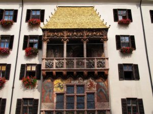 Innsbruck, Goldenes Dachl