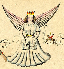 Christkind_in_Struwwelpeter_1845