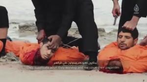 20150214 IS köpft 21 koptische Christen