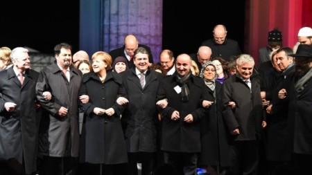 1, Mazyek Gabriel Yilmaz Soykan Merkel Gauck, die Eroberer mit ihren Kollaborateuren