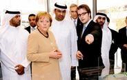 1, Merkel erkennt nicht das Wesen der Scheichs