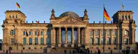 001 Berlin Reichstagsgebäude