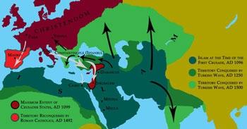 002 Islam gegen Europa 1500
