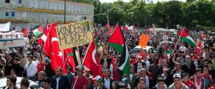 005 Demo gegen Israel in Wien 2011