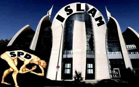 sozis unterwerfen sich dem islam
