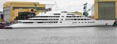 Yacht Azzam-180,65m